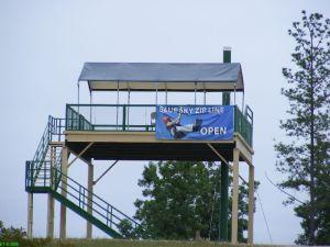 Blue Sky lanch platform