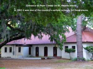 Free historic sites to visit on St Helena Island Beaufort SC
