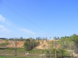 Side view of 2nd zip line