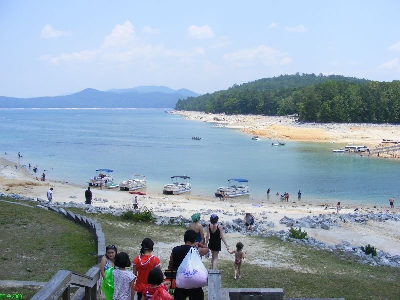 Lake Jocassee A Mini Caribbean Vacation In The South
