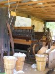 Hagood Mill cotton gin