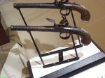 Andrew Pickens\' duel pistols