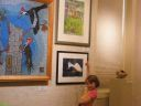 Art at the Pickens Museum