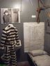 Pickens County Jail Room exhibit