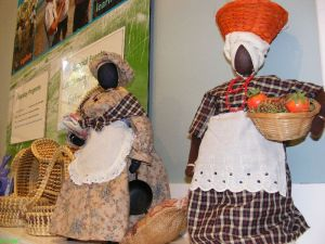 Gullah arts and crafts
