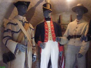 1800s soldiers uniforms