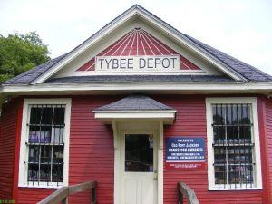 Tybee Depot