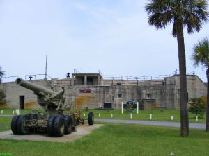 Tybee Island Museum and Coastal Artillery Batteries