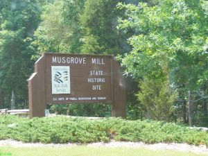 Musgrove Mill State Park - free admission