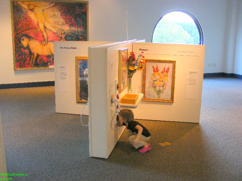 Kids Exhibition Booth : Chagall for children peter pan meets alice in wonderland