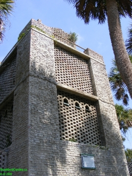 Mysterious Atalaya Tower