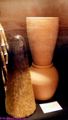 Molasses Cone and Jar in the 1650s