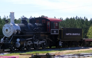 Hampton designed locomotive