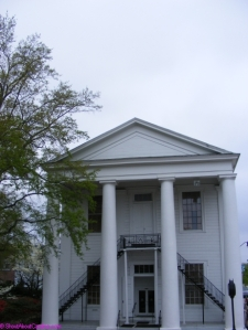 Beautiful Cheraw Town Hall