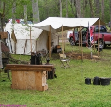 Cheraw Historic Reenactment