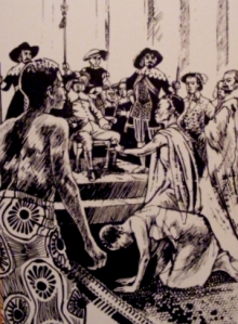 The amazing Queen Nzinga of Angola