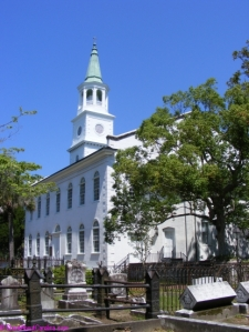 The superb St. Helena Church...South Carolina second oldest and most active churches