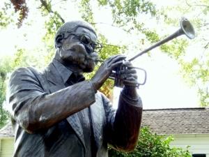 Dizzy Gillespie bepop inventor and trumpet genius