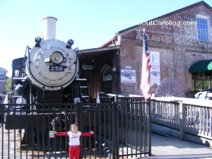 The ACL Steam Engine