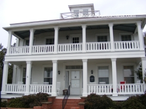 Home to successful Civil War blockade runner