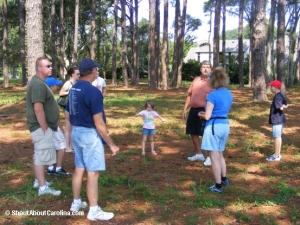 Battle of Port Royal Civil War historic site