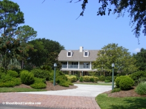 Fish Hall Plantation design at Port Royal Sound