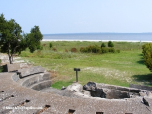Port Royal forts ruins