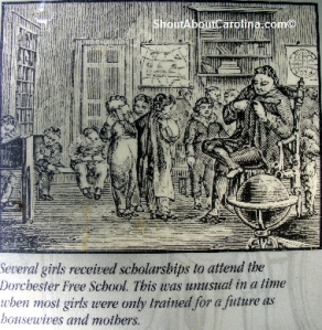 How it was like to go to school in the 18th century