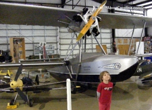 Original Savoia Marchetti NC Aviation Museum