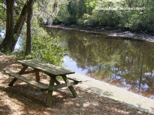 Dorchester State Park outdoor attractions