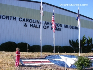 NC Hall of Fame Aviation Museum