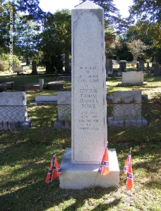 US first Confederate soldiers monuments