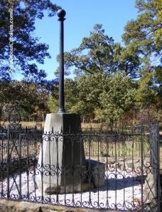 Revolutionary War memorial