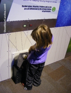 Discover Place science museum kids fun