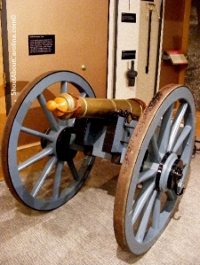 British light artillery used in the American Revolution
