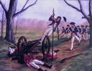 Stories of courage in the American Revolution