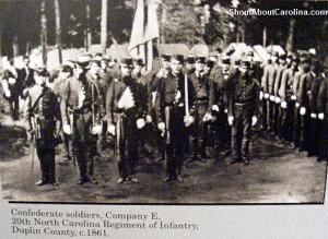 Civil War photos Confederate Army Wilmington