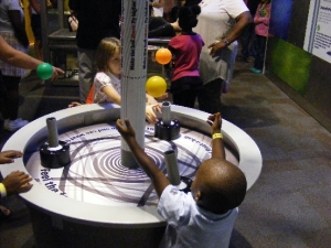 Air pressure wind tunnel science experiments for kids