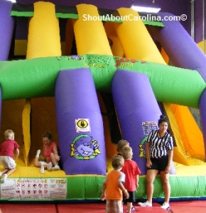 Bounce houses in northeast Columbia SC
