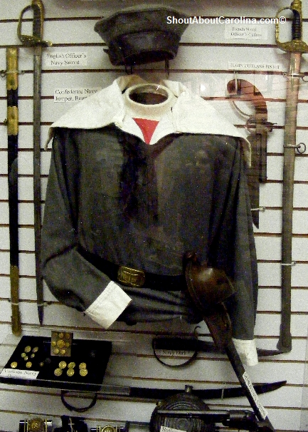 Confederate Navy Uniforms