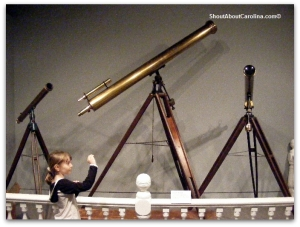 4 6 and 3 inch Clark refracting telescopes built from 1879 to 1935
