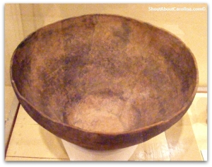 Pit fired cooking ware from the Savannah River