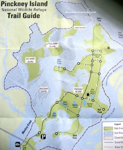 14 miles of trails and ponds to enjoy