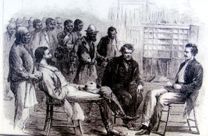 Thousands of freed slaves came to Mitchelville in search of a better life
